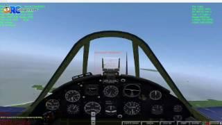 Warbirds - RCGroups Flies a WWII Online Mission!
