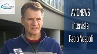 AVIONEWS intervista Paolo Nespoli