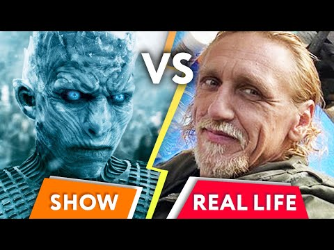 Actors Who Look Totally Different From Their GoT Characters | OSSA Radar