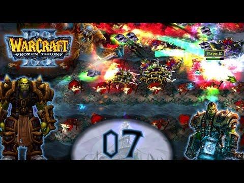 Let's Play Warcraft 3 TD #07 - Den Qualen ein ENDE [Deutsch/German]