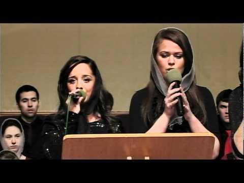"""Glory to God in the Highest"" - Christmas Song, Slavic Christian Center"