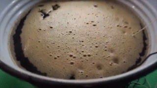 Варка пива в кастрюле на кухне. От Михаила.