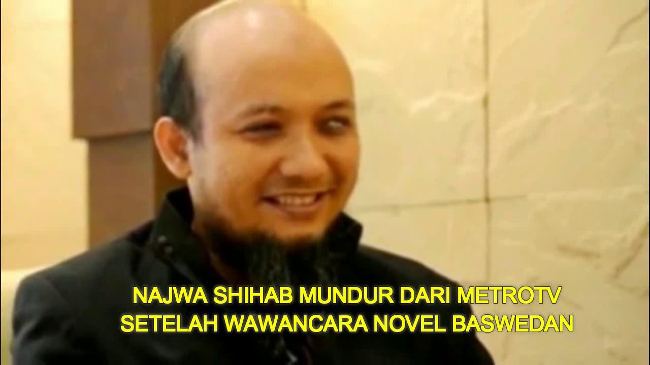 Mata Najwa Bubar Gara Gara Novel Baswedan