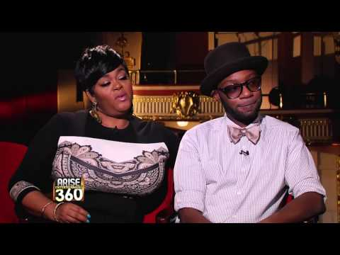 "Jill Scott and Nelson Ellis discuss their roles in the James Brown Biopic ""Get On Up!"""