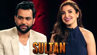 Anushka Sharma & Ali Abbas Zafar's EXCLUSIVE Interview   SULTAN   SpotboyE
