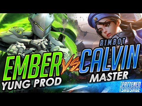 Ember & AimbotCalvin Face Off! WHO WINS?