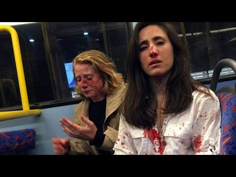 'Disgusting' alleged homophobic attack leaves 2 U.K. women injured from YouTube · Duration:  2 minutes 44 seconds