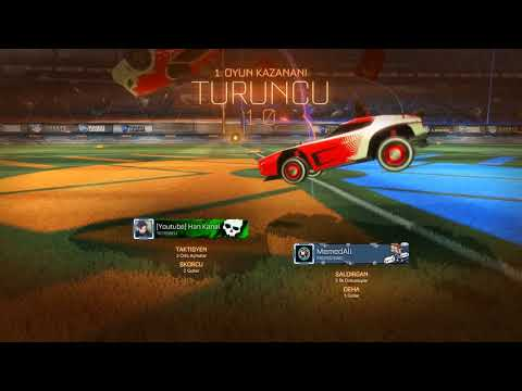 Ekip Arasında Turnuva | Rocket League thumbnail