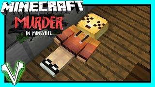 CYWIL CHALLENGE! | Minecraft Murder in Mineville #13