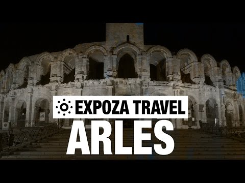 Arles Vacation Travel Video Guide