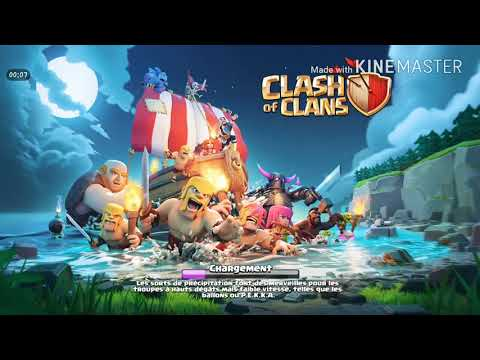 How to have server private clash of clans (#hack1)