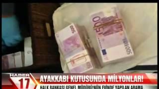 halk bankası genel müdürün Süleyman Aslan ev görüntüleri