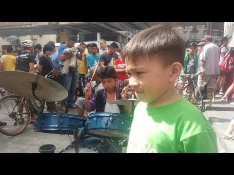 Drummer at Raon Manila(2)
