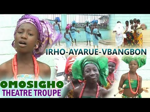Edo Dance Drama 2017 - Irho Ayaruemwangbon (Dir. Esther Edokpayi) By Omosigho Theatre Troupe