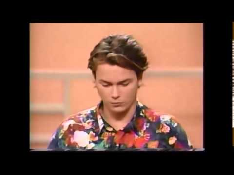 River Phoenix on environmentalism and veganism