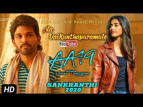aa19-movie-2019-  -ala-vaikunthapuramulo-  -allu-arjun-pooja-hegde-trivikram-s-thaman- -aa19-teaser