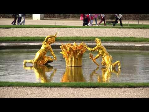An Autumn Day at Versailles, 4K, UltraHD