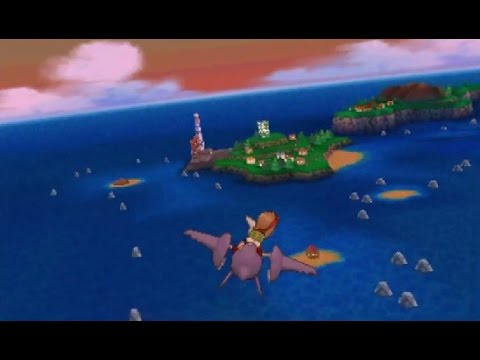 Real Flying 3d Action Game Pokemon Omega Ruby And Alpha