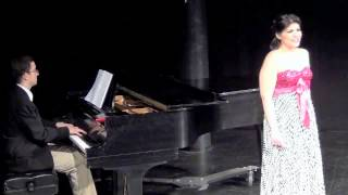Not a Day Goes By - Cassi Torres Recital