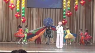 Евсин Кирилл - Улыбка мира (Детский сад №44)