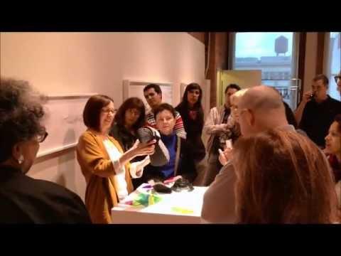 Marta Chilindron: Americas Society Studio Visit, June 2013