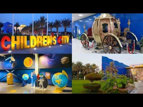 Creek Park Dubai | Children City | Inside Creek Park | Dubai creek park 2021 | Best Park in UAE