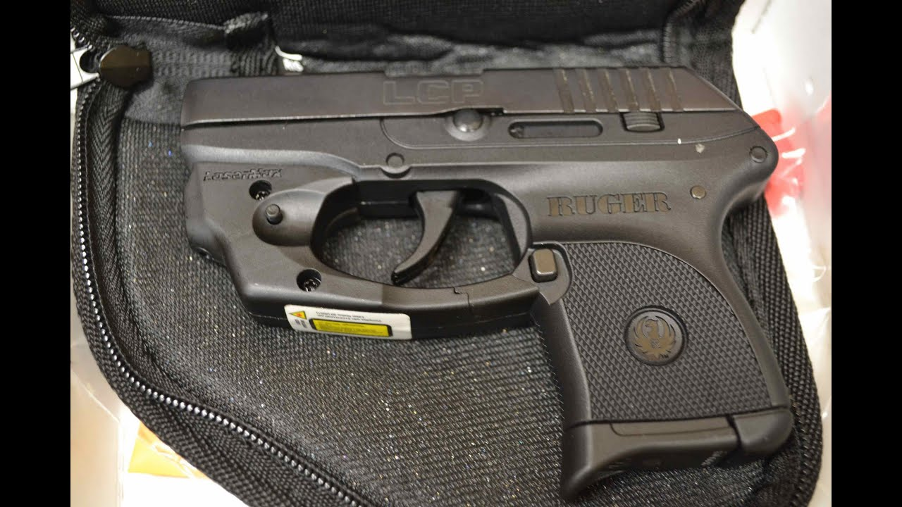 Ruger Lcp And Lasermax Laser