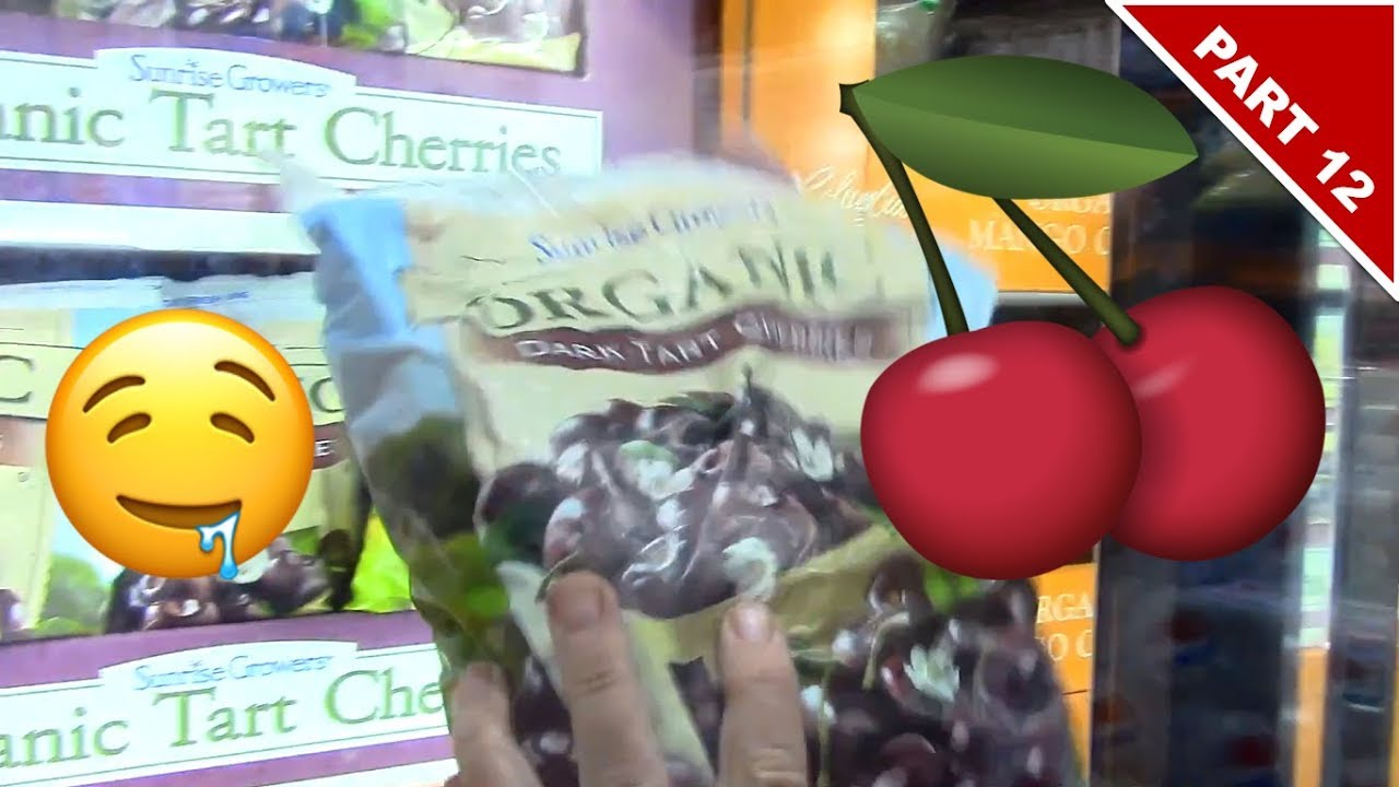 Fantastic Sunrise Growers Frozen Tart Cherries Review At CostCo Las Vegas  (Part 12)