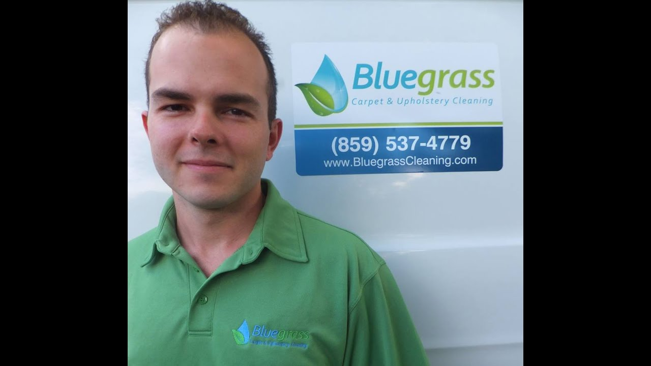 Behind The Scenes Of Bluegrass Carpet Upholstery Cleaning Youtube