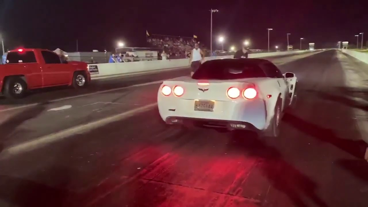 Stephens C6 ZR1 WINS Outlaw Armageddon!