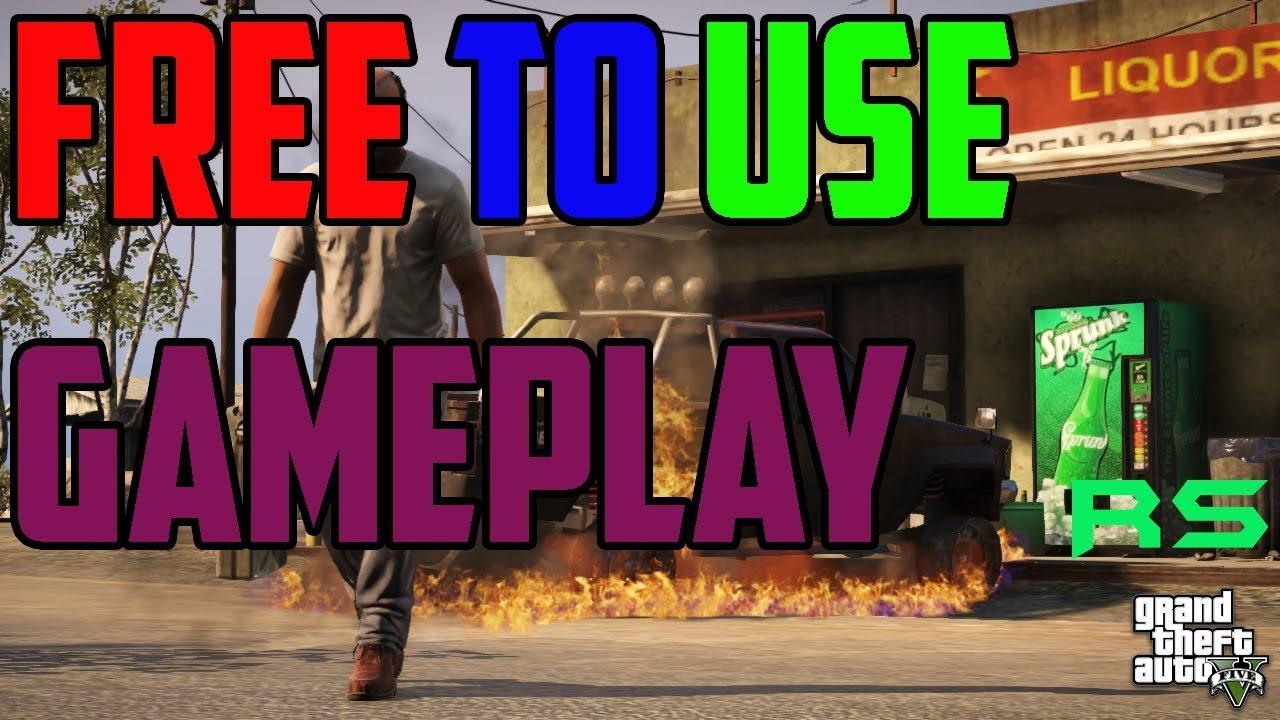 Gta V Grand Theft Auto V Free To Use Gameplay Royalty Free Gta V Gameplay Fps Riley Stunne