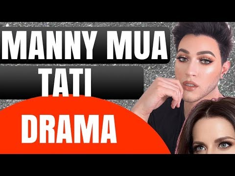 MANNY MUA DISSES TATI WESTBROOK & HRH COLLECTION EXPOSED