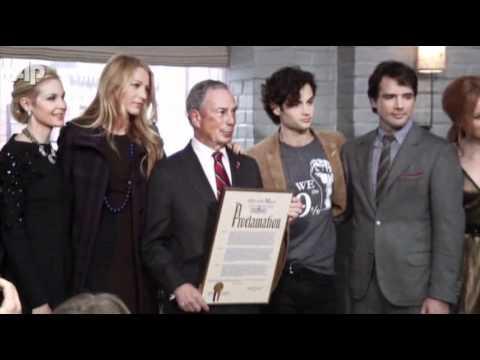 'Gossip Girl' Cast Celebrates 100th Episode