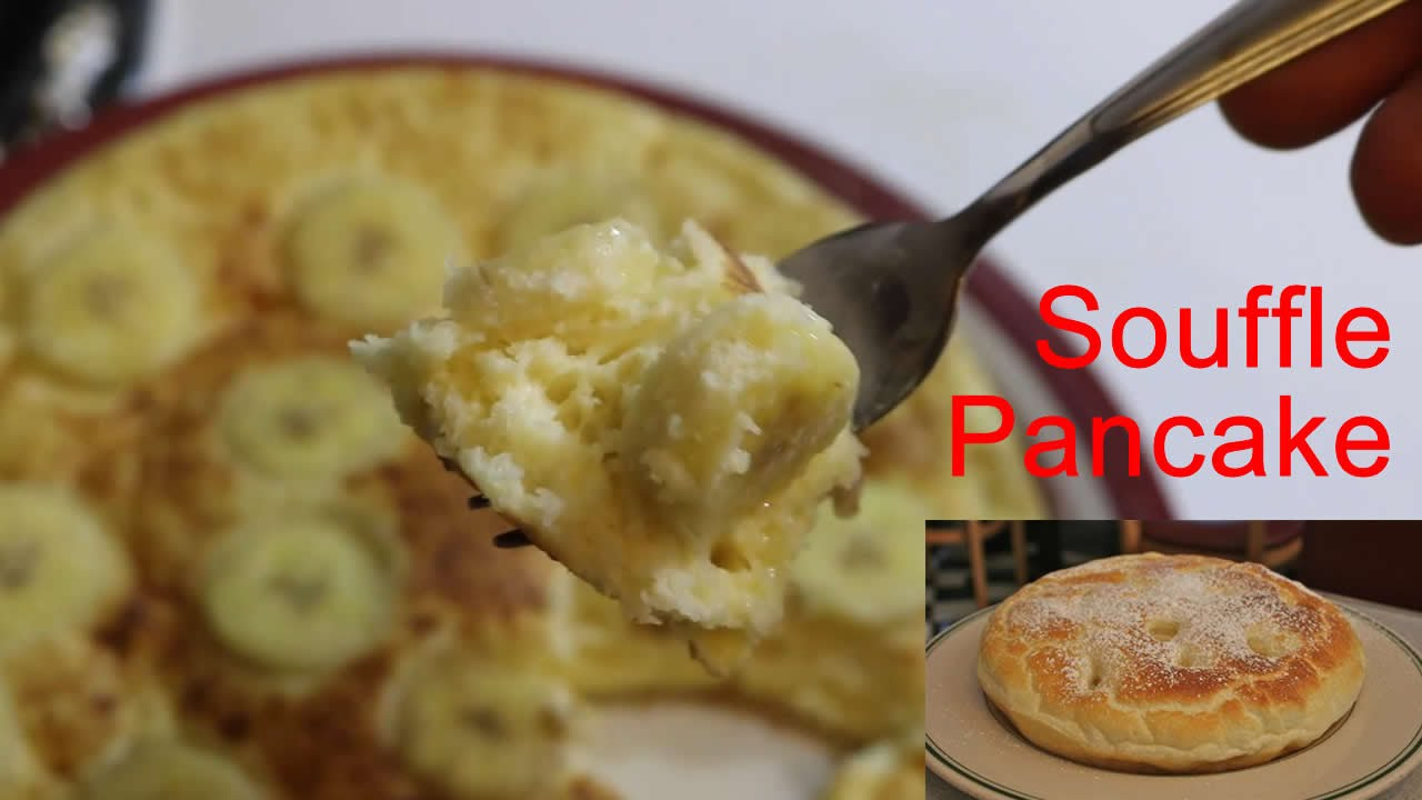 How to make the best souffle pancake youtube how to make the best souffle pancake ccuart