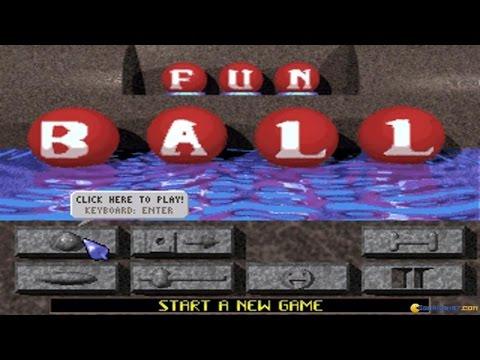 Funball gameplay (PC Game, 1995) thumbnail