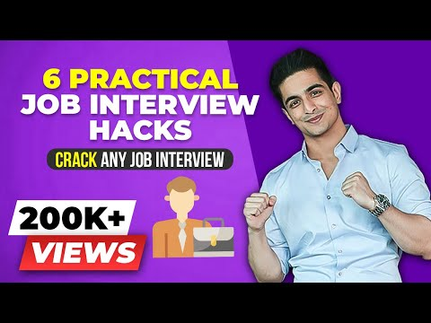 THIS is how you can CRACK Any Job Interview   Job Interview Tips for Indian Men   BeerBiceps