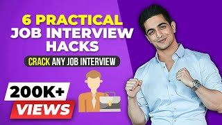 6 Practical Job Interview Hacks That You Wish You Knew Earlier | Corporate Career | BeerBiceps