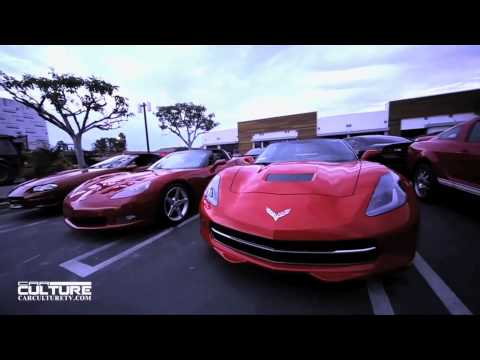 Muscle Car Nights Huntington Beach 2015