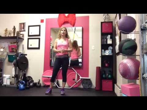 Cardio Finishers Part 1--Iron Angels Fit Club