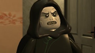 LEGO Harry Potter Remastered - Years 1-4 Bonus Level (1 Million Stud Challenge)