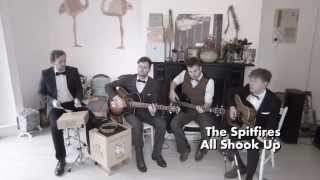 All Shook Up (Elvis Presley cover) - The Spitfires