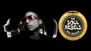 Soul Rebels - Get Lucky (Brass Brand Remix)