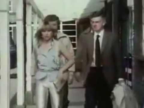 Susan Penhaligon in White or Silver Disco Pants 1982