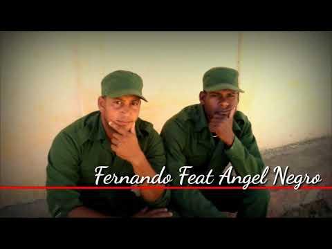 Hijos de la REVOLUCIÓN fernando MC feat El Angel Negro