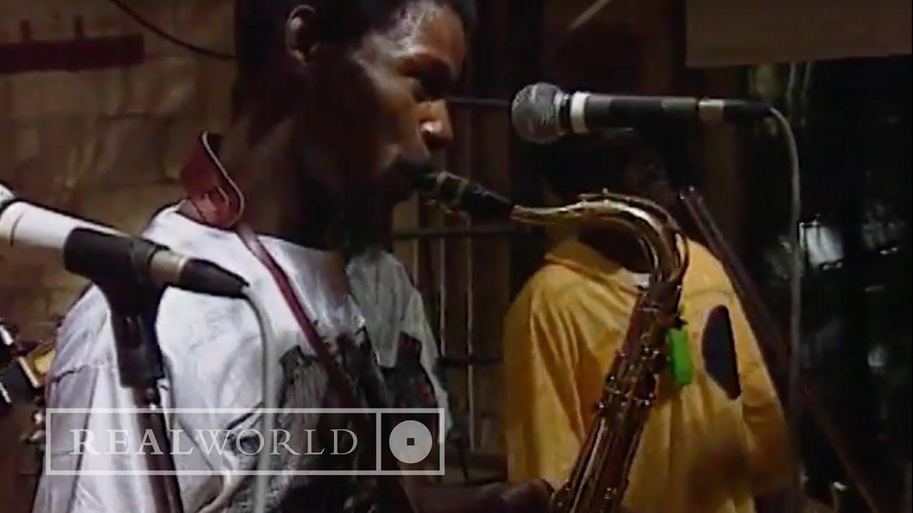 Ghorwane Majurugenta Live At Real World Studios Youtube