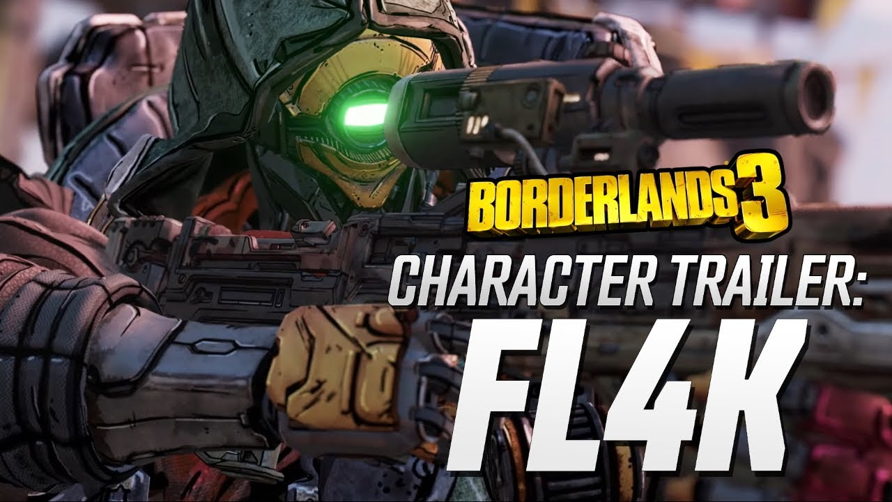 Borderlands 3: Mayhem mode, pre-load times and everything