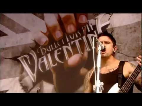 Bullet For My Valentine - Reading Full Show - Live 2012