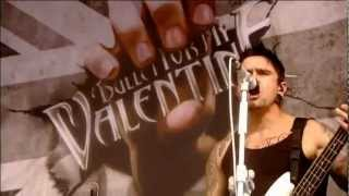Bullet For My Valentine - Reading Full Show - Live 2012
