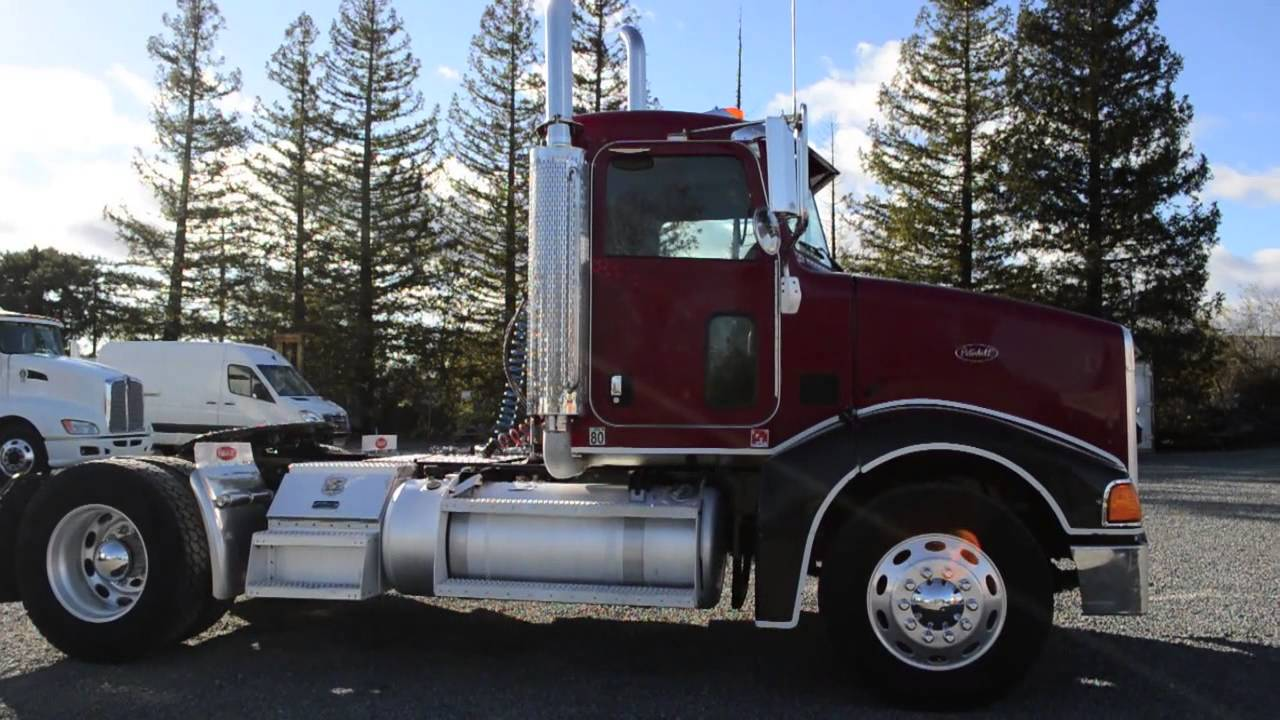 Used Peterbilt 385 │charter Amp Company Truck Sales Youtube