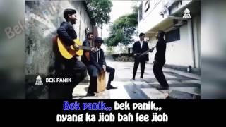 Apache 13 Bek Panik, Lirik   Lagu Aceh 2017